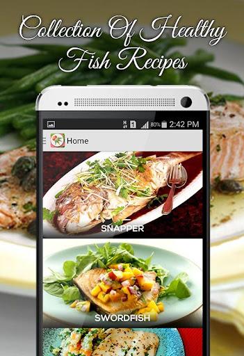 鱼食谱免费