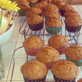 Easy Pumpkin Muffins.