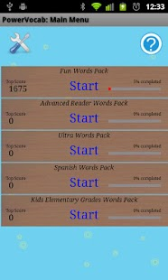 PowerVocab Ultra  Words Pack - screenshot thumbnail