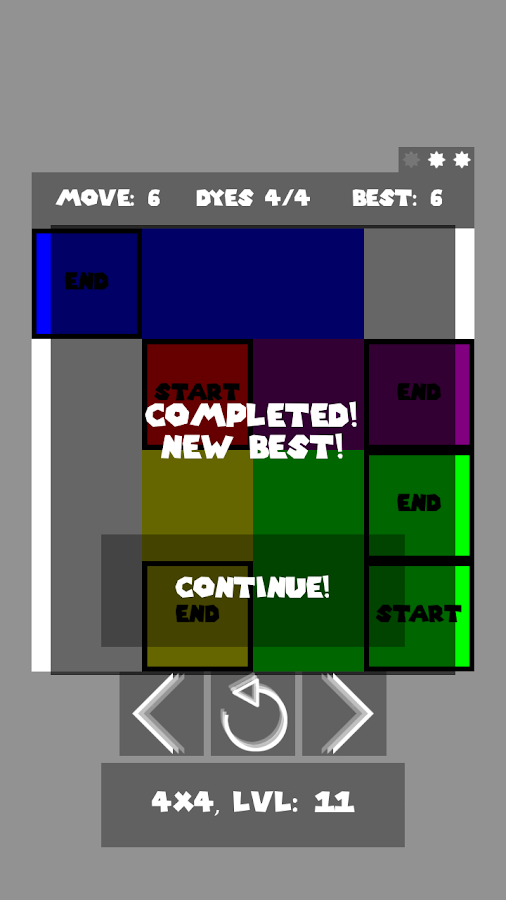 Maze n' Colors - screenshot