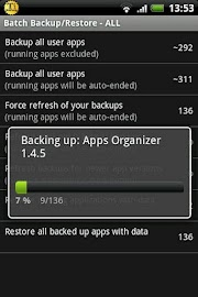Titanium Backup ★ root Screenshot 2