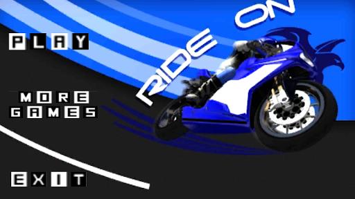 运动车驾驶模拟器3D
