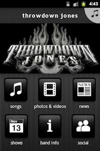 throwdown jones - screenshot thumbnail