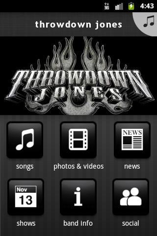 throwdown jones - screenshot