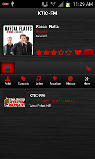 107.9 The Bull - screenshot thumbnail