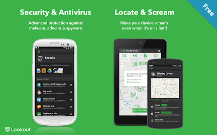 Lookout Security & Antivirus Screenshot 14