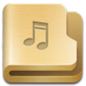 Folder Music Player icon