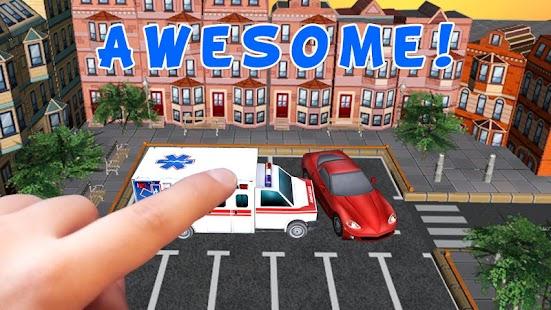 不阻止我的救護車