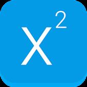 xCalc - Quadratic equation