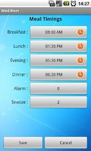 MediRem - Medication Reminder- screenshot thumbnail
