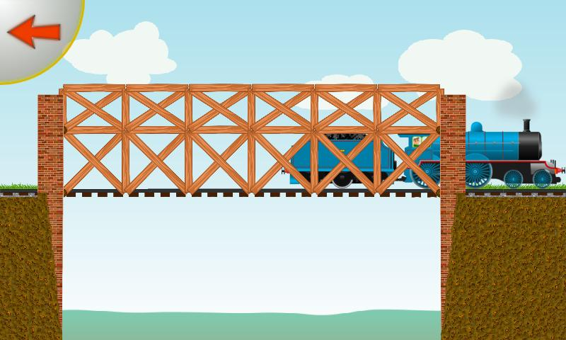Wood Bridges Free - screenshot