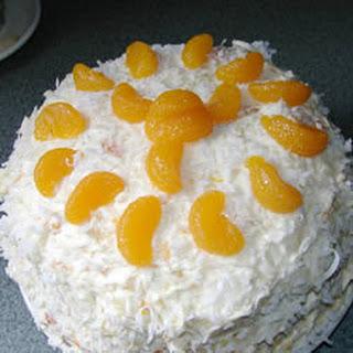 Million Dollar Cake.