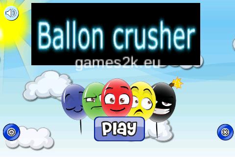 Ballon Crusher