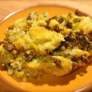 Mexican Cornbread Casserole.