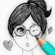 DrawWiz-This is my girlfriend