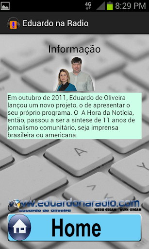玩新聞App|Eduardo na Radio免費|APP試玩