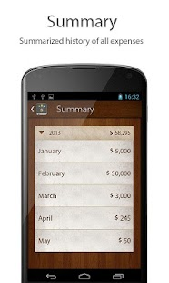Save Easy - Expense Manager - screenshot thumbnail