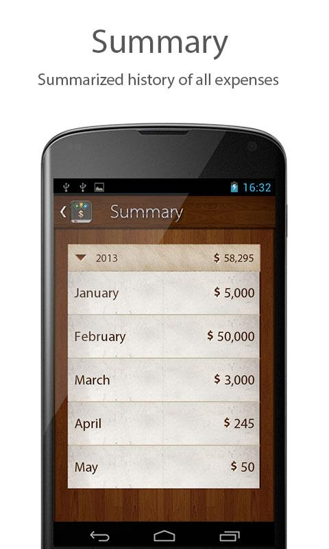 Save Easy - Expense Manager - screenshot