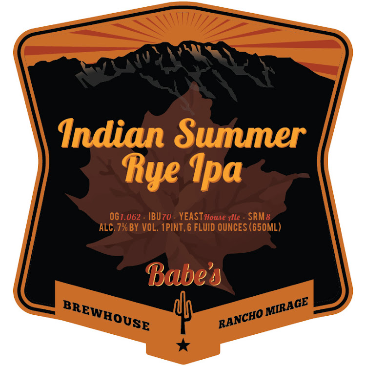 Logo of Babes Indian Summer Rye IPA