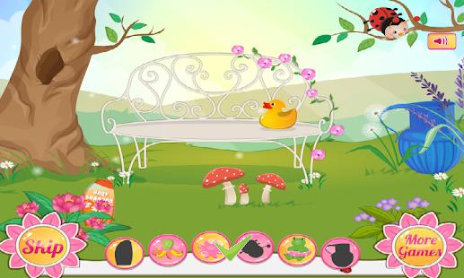 Baby Flower Fairy
