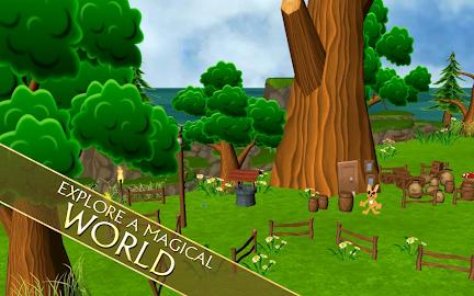 Sir Hoppity Knight Bunny RPG Screenshot 4