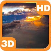 Airplane Clouds Flight HD