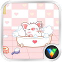 Piggy Shower LWP icon