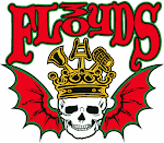Logo of 3 Floyds Hopped In Half