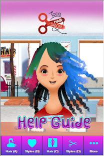 Toca Hair Salon 2 Guide