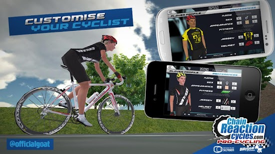 CRC Pro-Cycling - screenshot thumbnail