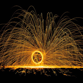 light painting by Uzair RIaz - Abstract Light Painting ( , mood factory, color, lighting, moods, colorful, light, bulbs, mood-lites )