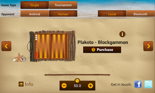 iTavli-Three Backgammon games - screenshot thumbnail