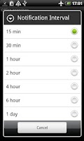 Screenshot of Office Workout: Exercises