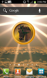 Horse Head Clock APK screenshot thumbnail 5