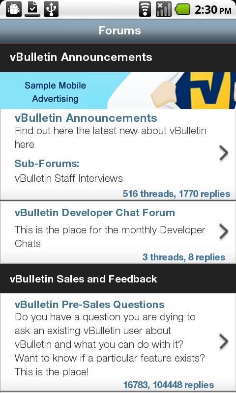 Immihelp Forum- screenshot