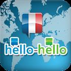 French Hello-Hello (Phone) icon