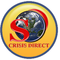 CRISIS DIRECT (Beta) logo