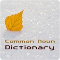 The Common Noun Dictionary