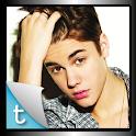 Justin Bieber Timeline logo