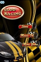 Screenshot of Gold Racing
