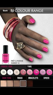 DeborahNails- screenshot thumbnail
