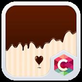 Chocolate C Launcher Theme