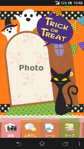 Scrapbooking Theme Helloween