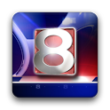 KTUL NewsChannel 8 Tulsa logo