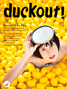 Duckout! Magazine- screenshot thumbnail