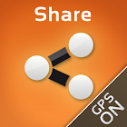 Outdoor Share icon