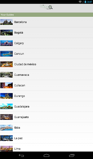 Tripper Guía de Viajes