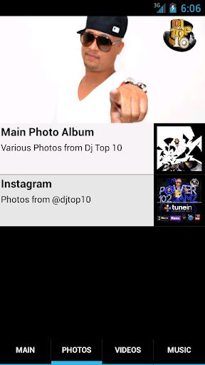 【免費音樂App】DJ Top 10-APP點子