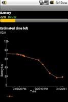 Screenshot of Battery Status Widget