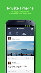LINE: Free Calls & Messages - screenshot thumbnail